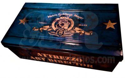 Baúles vintage Goldwyn Mayer BAÚLES